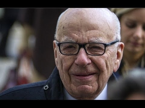 Rupert Murdoch's Insane Malaysia Airplane Conspiracy Theories