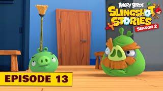 Angry Birds Slingshot Stories - Dokonalá rovnováha