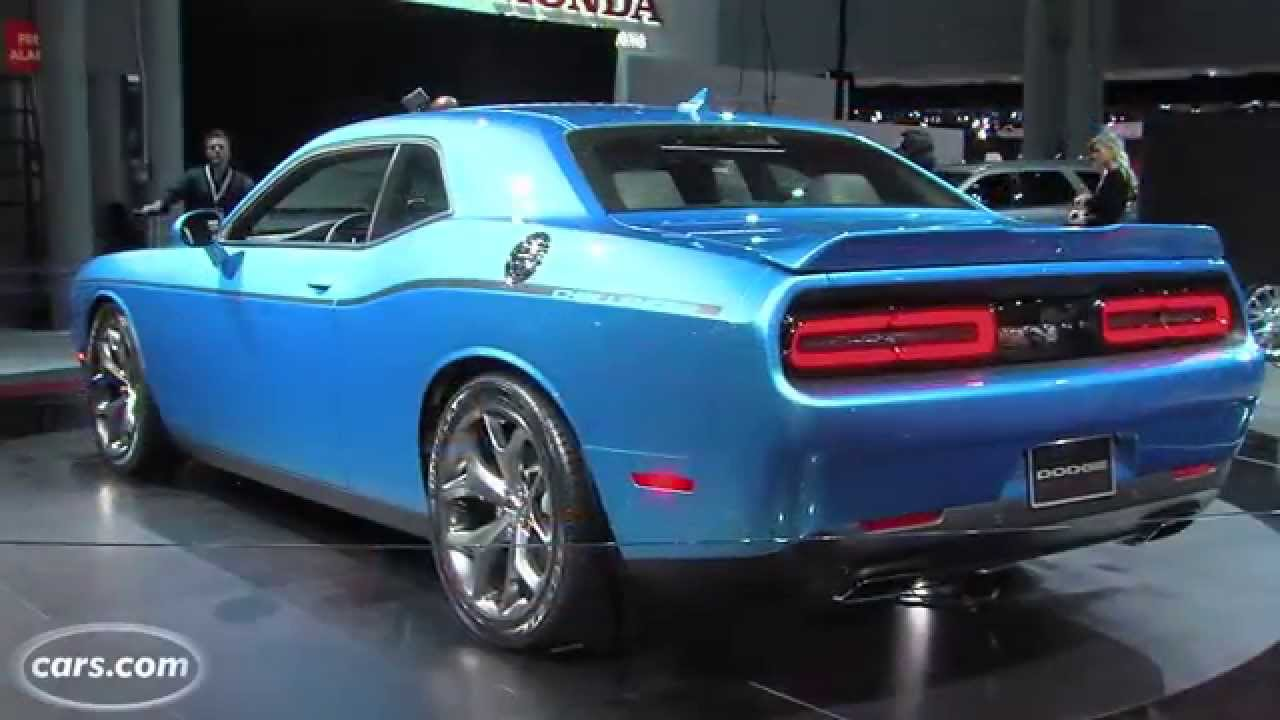 Wonderful 2015 Dodge Challenger  First Look  YouTube
