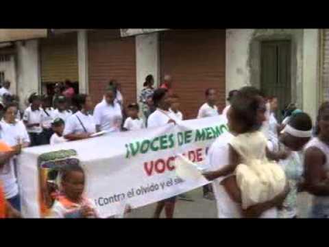 Tumaco marcha por la Paz 2013