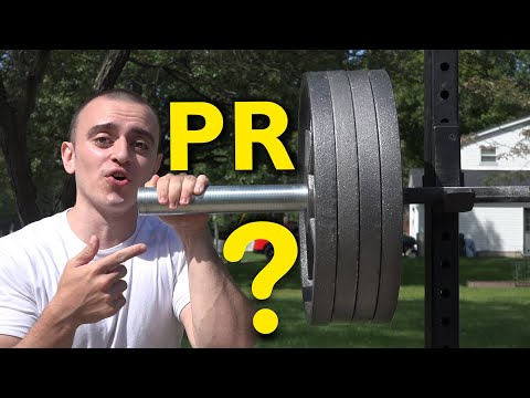 How I Will Bench Press 405 LBS