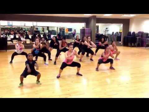 Zumba (dance fitness) - Diva by Beyoncé