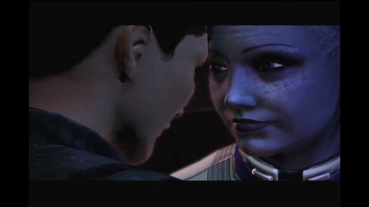 maxresdefault jpgMass Effect 3 Liara And Shepard