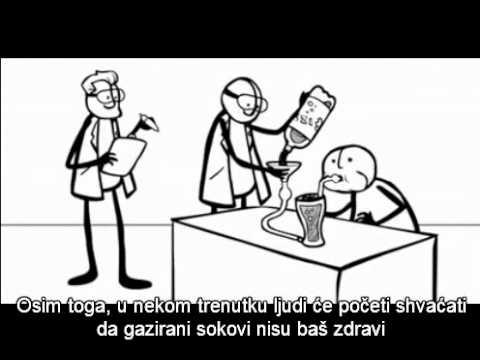 Šta radi reklama - Priča o flaširanoj vodi (sa prevodom)