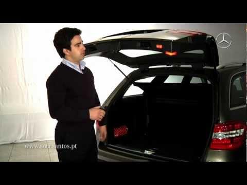 Limitação de Abertura da Mala - Mercedes-Benz Soc. Com. C. Santos
