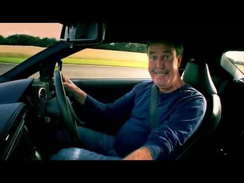 Jeremy Clarkson GT86 Smile