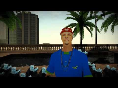 MC Guime - Na Pista Eu Arraso (GTA San Andreas)