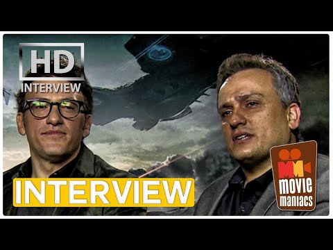 Captain America 2   Elevator Scene EXCLUSIVE interview (2014)