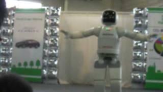 ASIMOパラパラダンス? by sitakkene • 867 vie