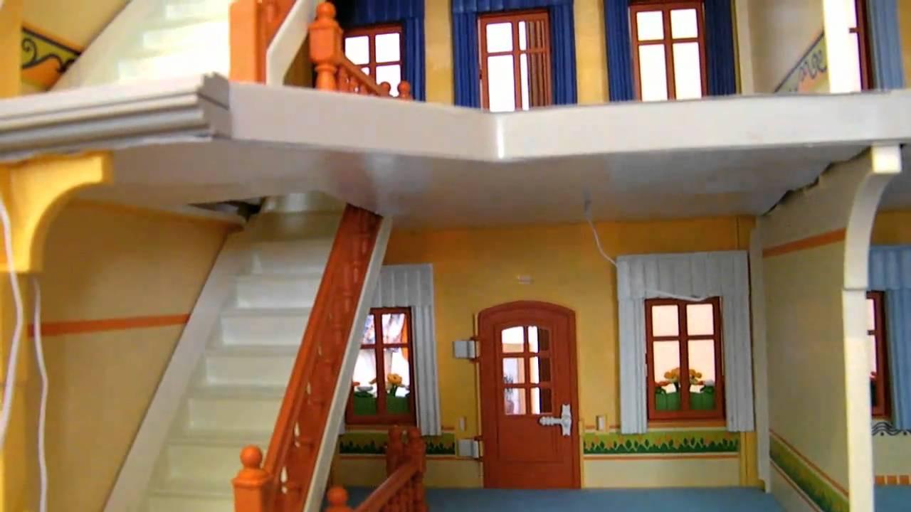 Casa de mu ecas playmobil de mar a preinstalaci n - Casa de munecas ...