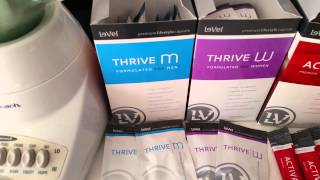 Le-Vel Thrive Lifestyle Mix With Boost