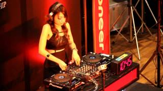 PIONEER Lady DJ Championship 2012 (Semi-Final) HD