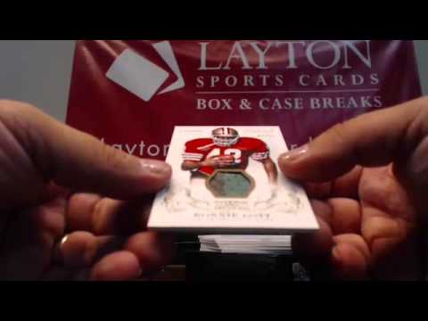 Battle of the Brands Triple Case Break High End Football pt1