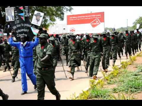 South Sudan Independence Day Celebrations, Juba - July 9, 2011