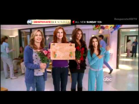 [HD] Desperate Housewives 7x17 Everything's Different, Nothing's Changed Promo