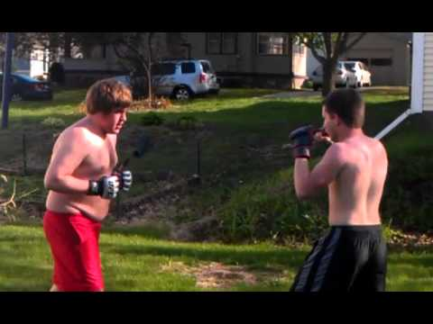 backyard brawl youtube
