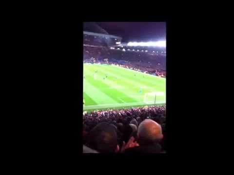 Robin van Persie chant- Olympiacos at home
