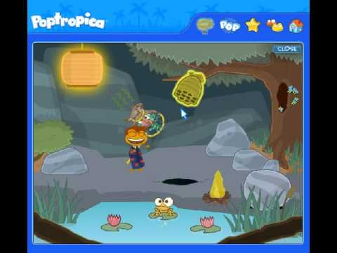 Poptropica Cheats For Red Dragon Island Part 2