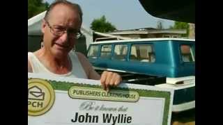 "Publishers Clearing House August 31st, 2012 ""Forever"" Prize Winner"