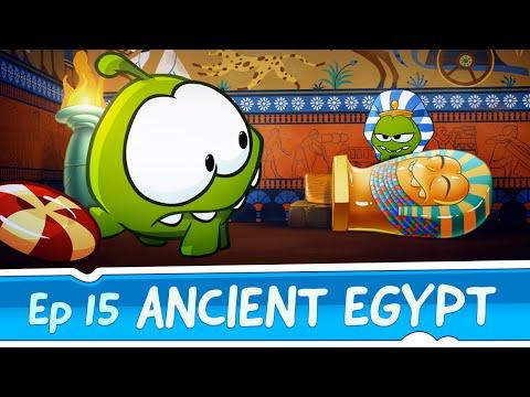 Om Nom - Starý Egypt