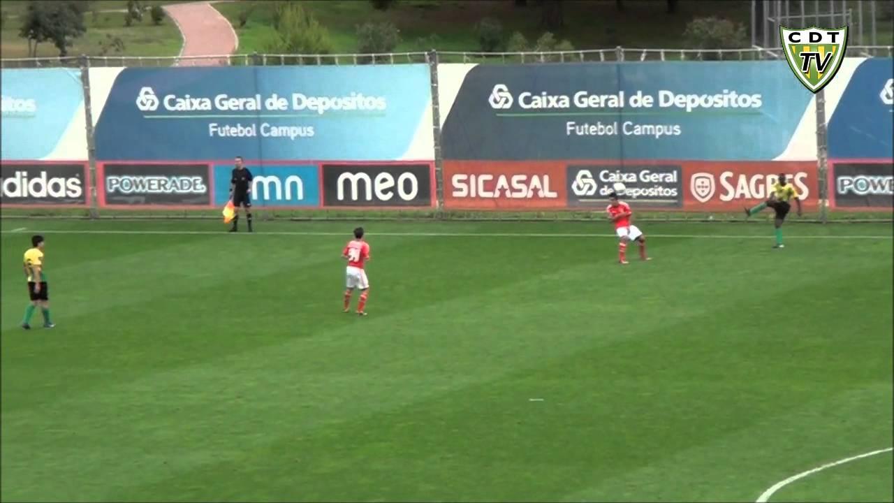SL Benfica B 2-2 CD Tondela