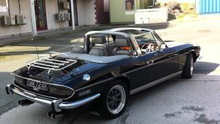triumph stag 300bhp engine sound track  2