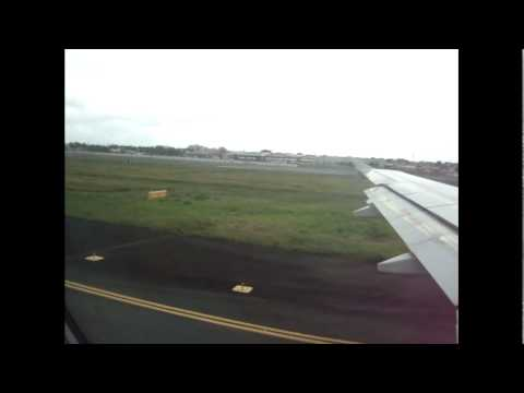 Philippine Airlines takeoff @ Manila (NAIA)