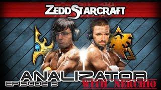 Analizator #3 – PvT – Blink Stalker Allin oraz obrona Terrana – Zedd i Nerchio