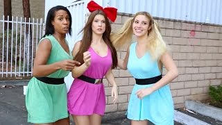 The Powerpuff Girls Get Arrested | Lele Pons