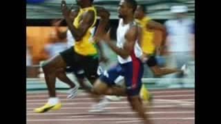 Usain Bolt World Record 200M 19.30 @ Beijing 2008
