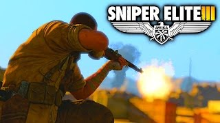 Sniper Elite 3 Solo Survival Mode #1 with Vikkstar (Sniper Elite 3 Xbox One Gameplay)