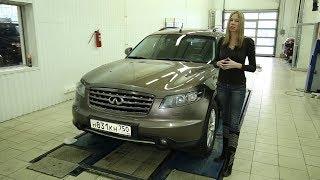 Подержанные автомобили. Вып.151. Infiniti FX35, 2006. Авто Плюс ТВ