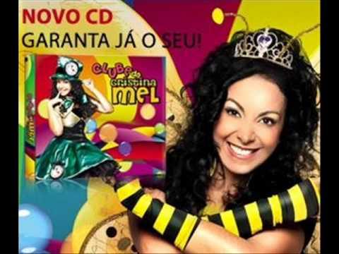 Cristina Mel - Somos todos iguais - CD Clube da Cristina Mel