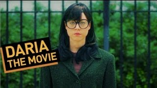 Daria's High School Reunion Starring Aubrey Plaza: Movie Trailer