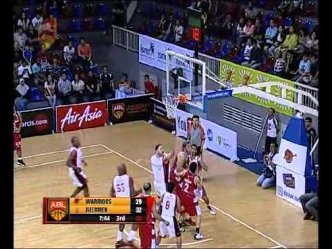 ABL 2013 Season Game 1 Highlights: Indonesia Warriors vs San Miguel Beermen