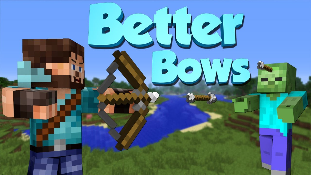 how to make a bow in minecraft 1.10
