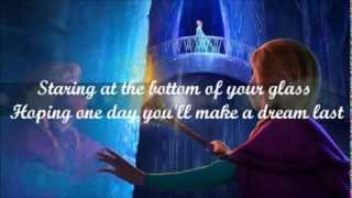 """Let It Go Let Her Go Frozen Passenger MASHUP"" By Sam Tsui"