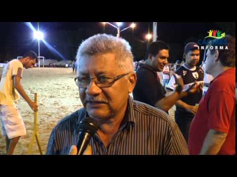 Final Campeonato Cacerense de Futebol de Areia 2014