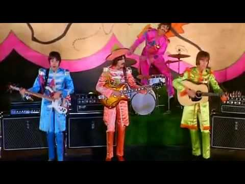 Beatles Hello Goodbye I Am The Walrus