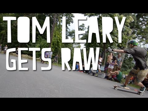RAW RUNS: Tom Leary at Central Mass 4 Slide Jam