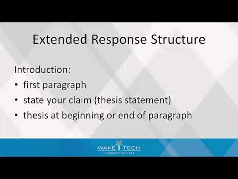 response to a question essay How to write a response essay: outline, format, structure, topics, examples of a response essay.