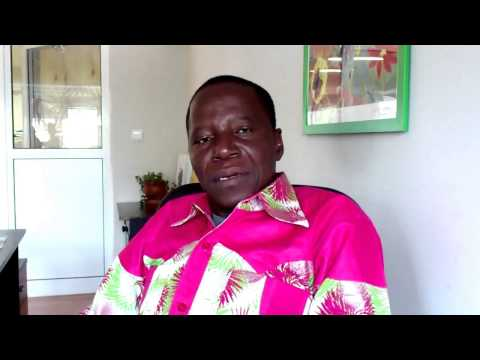 About Schools Partnership - Clement Agalic, La Presbyterian Senior High School, Accra