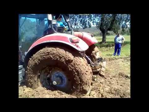 tractores atascados