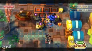 Nintendo Land - Pikmin Adventure mastered - 6. Queen Baub's Return - 4,29 [Olimar Solo]