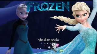 Frozen Let It Go (Japanese Version) 【Lyrics/Romaji