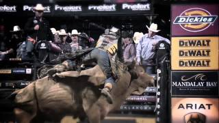 Professional Bull Riders: February 1-2, 2013