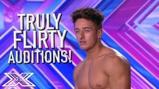 When X Factor Auditions Get FLIRTY! | X Factor Global