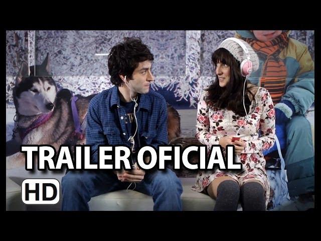 EU NÃO FAÇO A MENOR IDEIA DO QUE EU TÔ FAZENDO COM A MINHA VIDA - Trailer Oficial (2013) HD