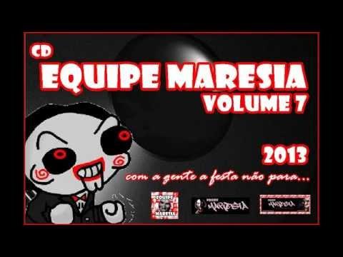 CD EQUIPE MARESIA VOLUME 7 - 2013
