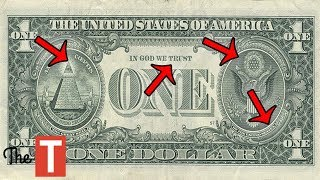 10 Mind Blowing Hidden SECRETS In The US Dollar